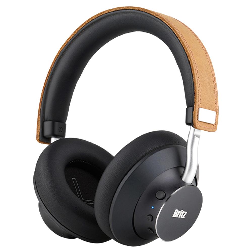 브리츠 유무선 블루투스 헤드폰, 혼합 색상, H880BT-9-46892683