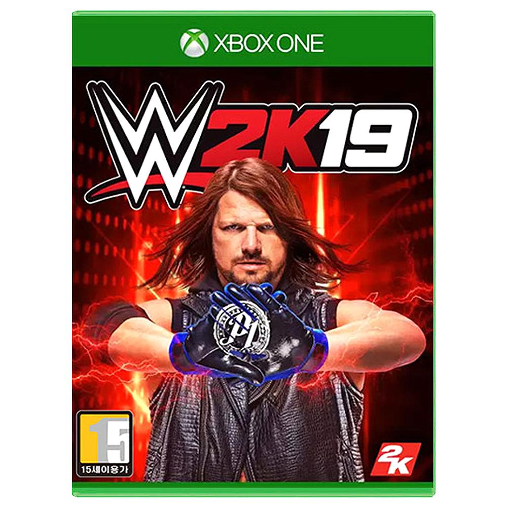 XBOXONE WWE 2K19, 단일 상품