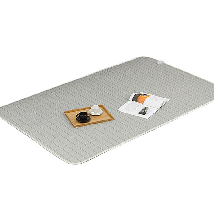 곰표한일 방수원단 전기장판 오델로 베이지, 중형(100 x 180 cm)