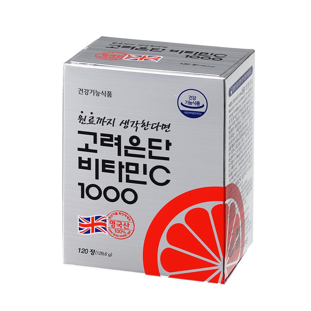 고려은단 비타민C 1000, 120정, 1개