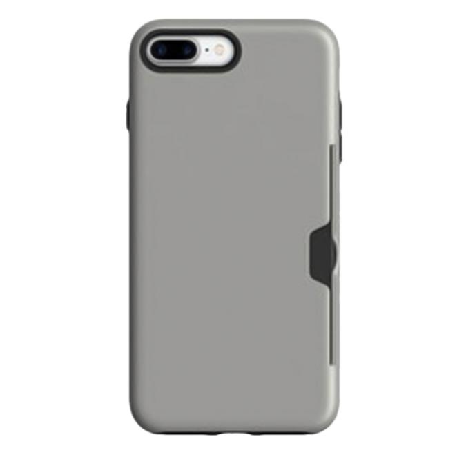 폰폼 아이폰8플러스 아이폰7플러스 케이스 골프라이트 실버