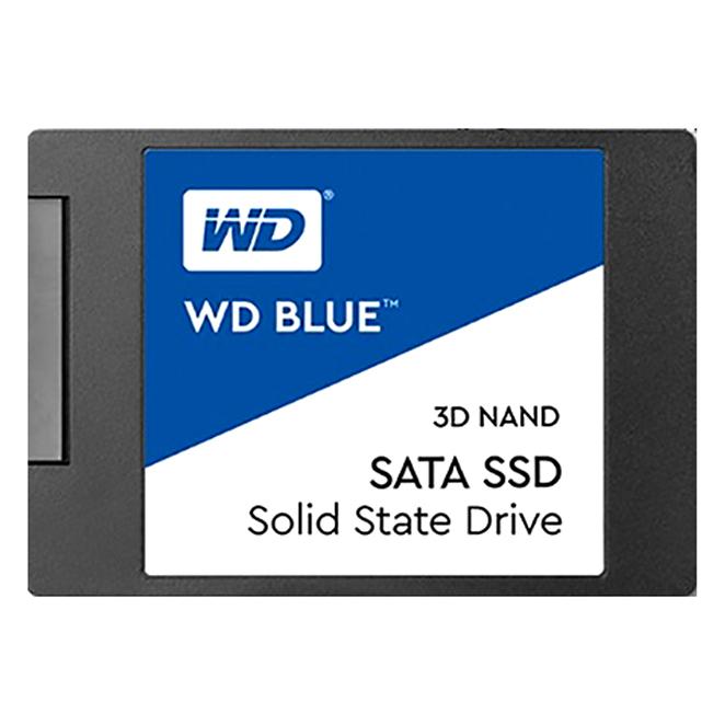 WD BLUE 3D NAND SATA SSD, WDS500G2B0A, 500GB