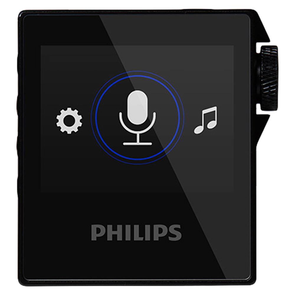 필립스 초소형 하이파이 MP3 플레이어 32 GB, SA8332, 단일 색상