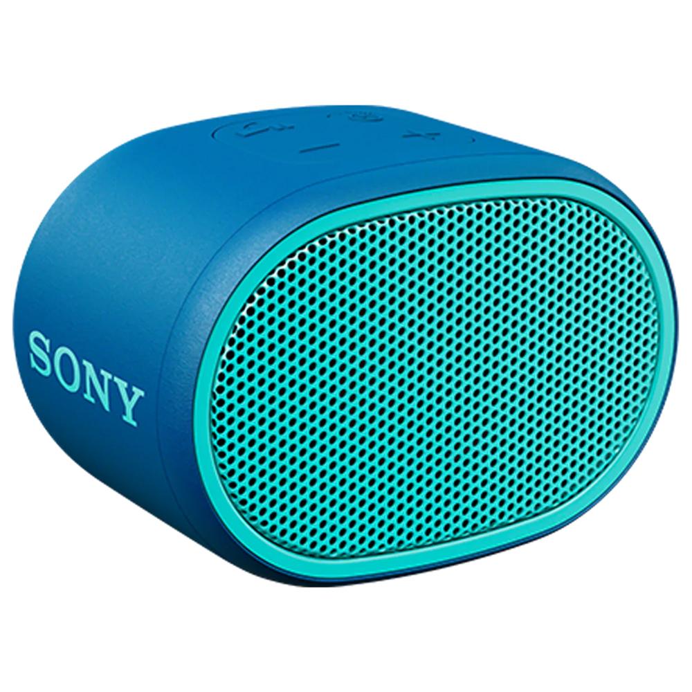 소니 블루투스 휴대용 스피커 EXTRA BASS, SRS-XB01, 블루