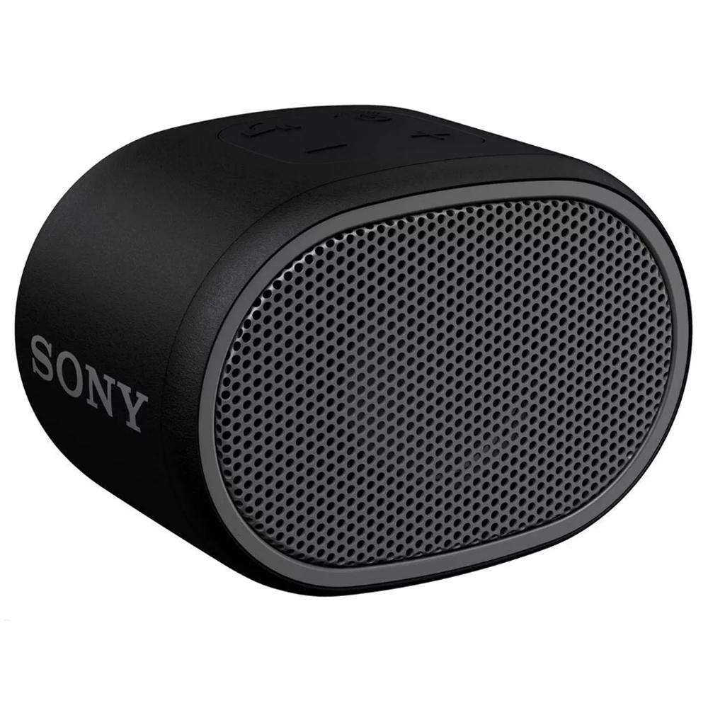 소니 블루투스 휴대용 스피커 EXTRA BASS, SRS-XB01, 블랙