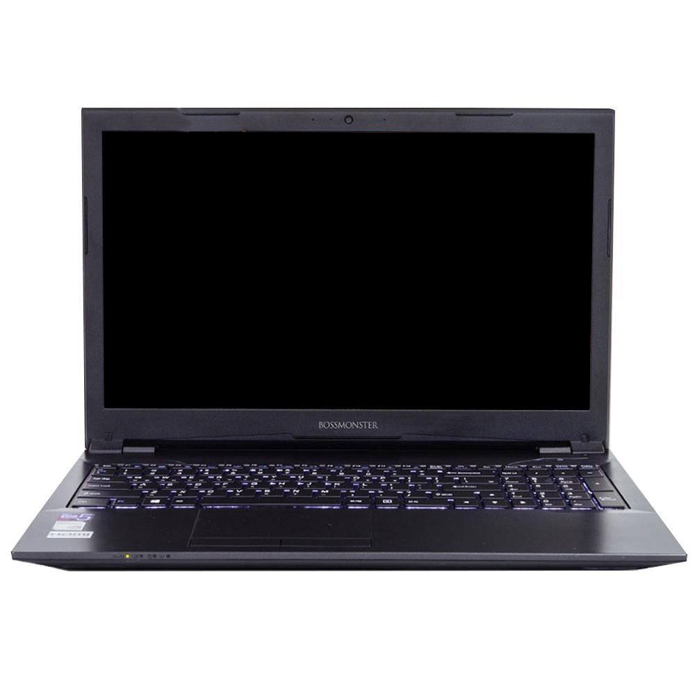 한성컴퓨터 BossMonster value8500W 노트북 FH58 (i5-8500 39.6 cm WIN10 8G SSD240G), 혼합색상