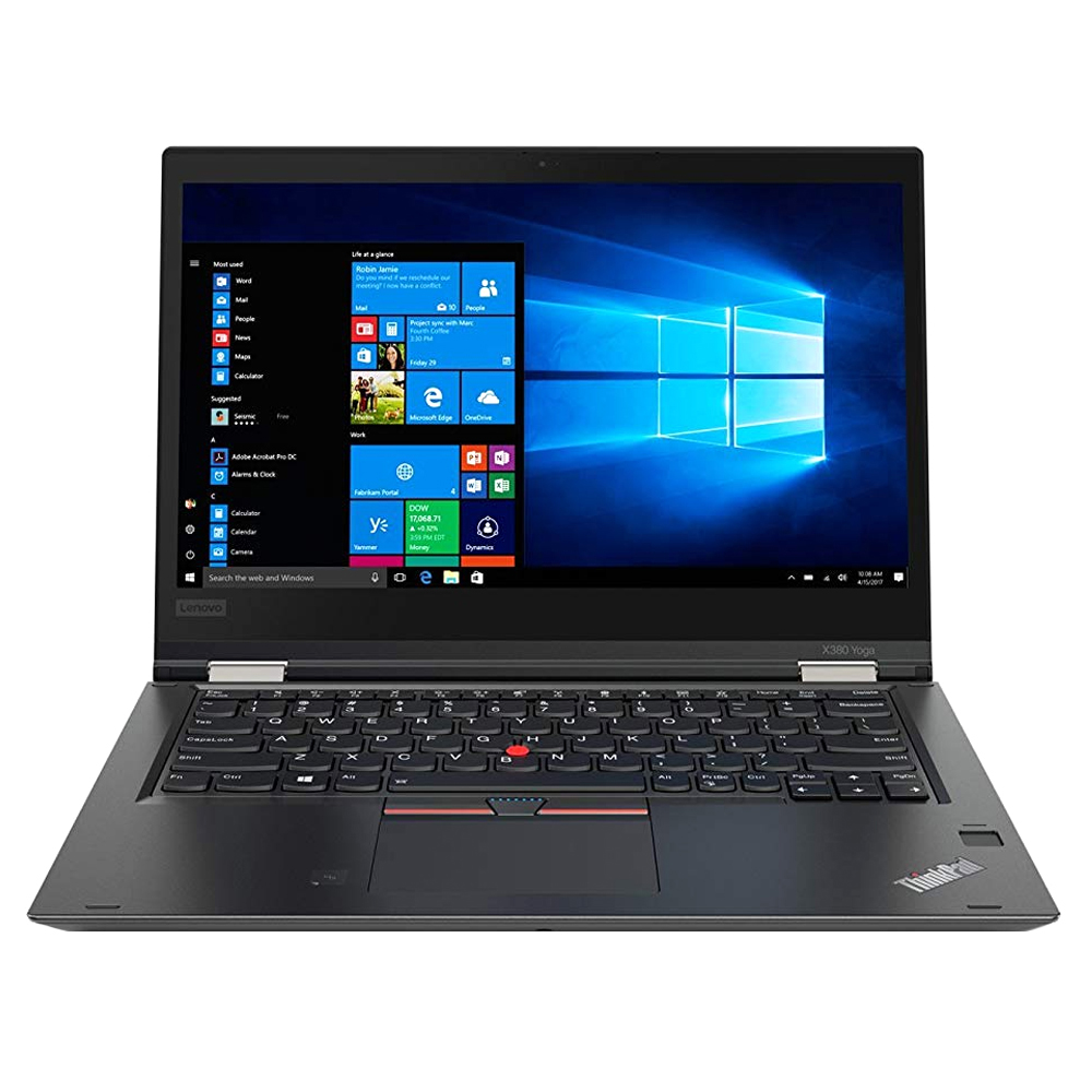레노버 ThinkPad X380 YOGA 노트북 20LHS0G700 (i5-8250U 33.8cm), 256GB, 8GB, WIN10 Home