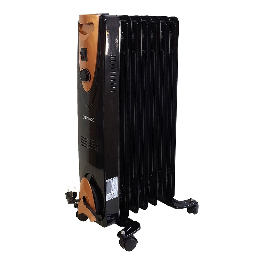 코멕스 동파방지용 자동운전 7핀 전기 라디에이터, CM-7BR