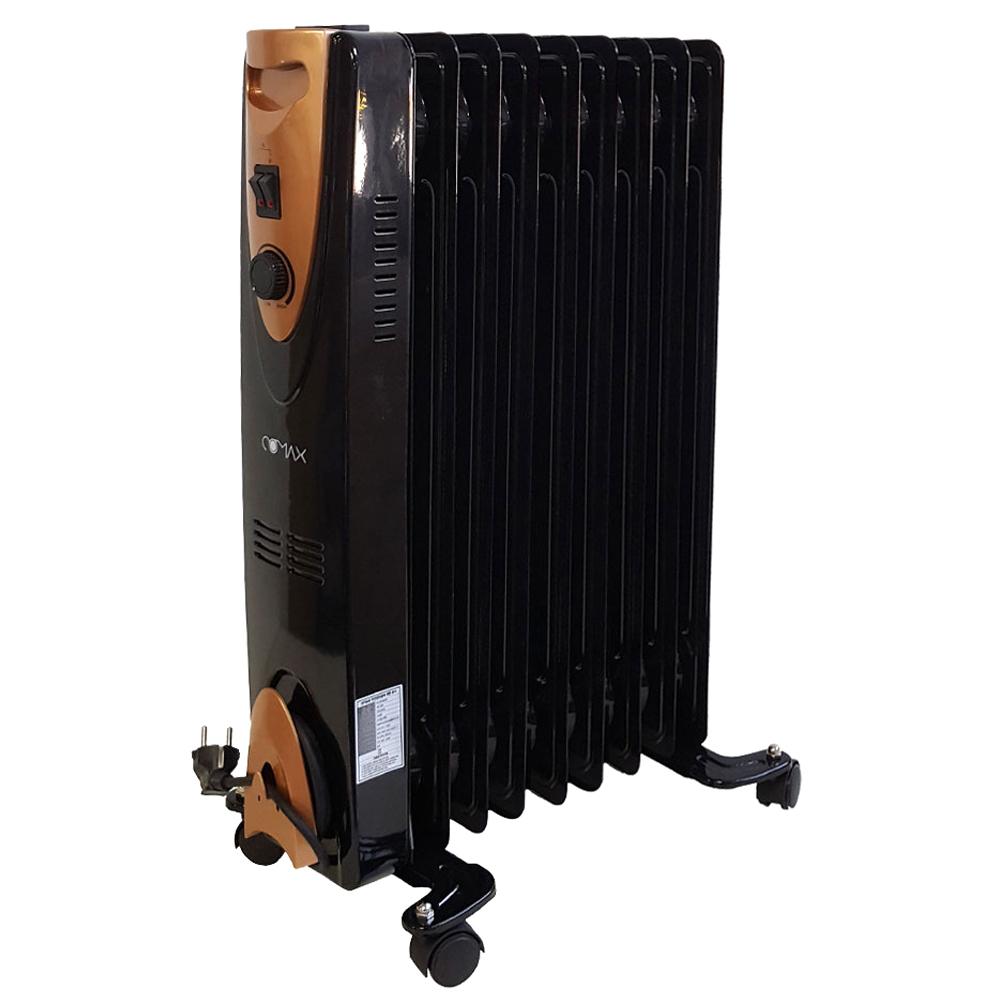 코멕스 동파방지용 자동운전 9핀 전기 라디에이터, CM-9BR