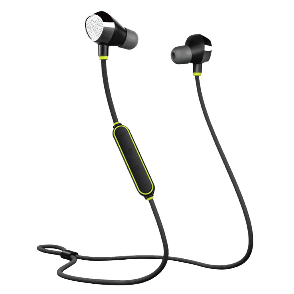 커네스트 mifo i17 블루투스 방수 이어폰, 단일 상품, 블랙