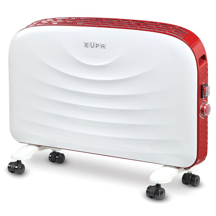 유파코리아 이동식 전기 온풍기 컨벡션 히터, TSK-C200A, 혼합 색상
