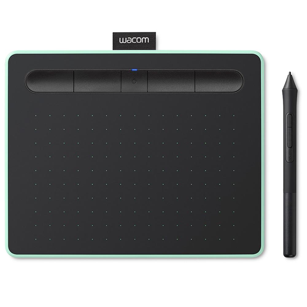 와콤 인튜어스 중형 블루투스 타블렛 CTL-6100WL, CTL-6100WL/E, 피스타치오그린