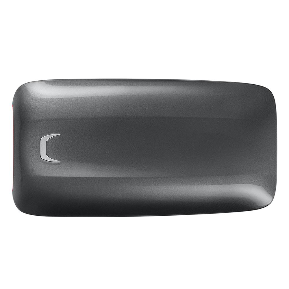 삼성전자 포터블 외장 SSD X5 MU-PB500B/WW, 500GB, 그레이