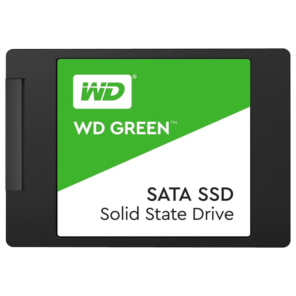 WD GREEN SSD, WDS480G2G0A, 480GB