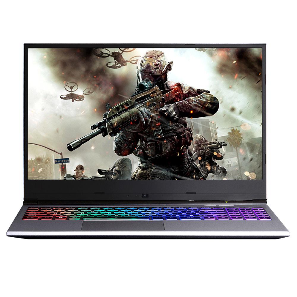 한성컴퓨터 노트북 TFG155 (i7-8750H 39.6 cm WIN미포함 8G SSD240G), 혼합 색상