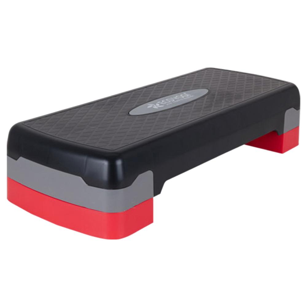 에코요기 2단 스텝박스, 레드 + 블랙