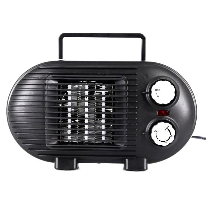 툴콘 PTC 미니 팬히터, TP-800D Black