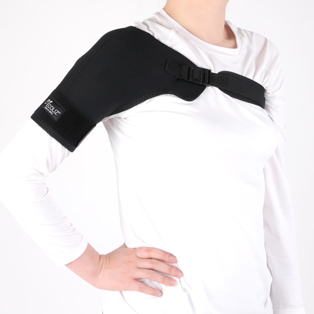 에코리즈 네오프렌 어깨보호대 좌우공용 XL, 1개