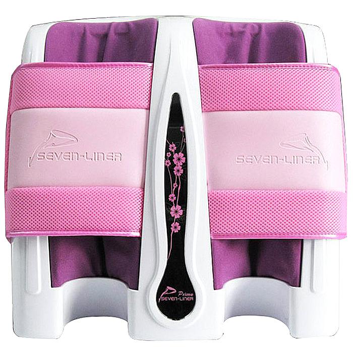 세븐라이너 프라임 A 다리 안마기 핑크, 단일 상품