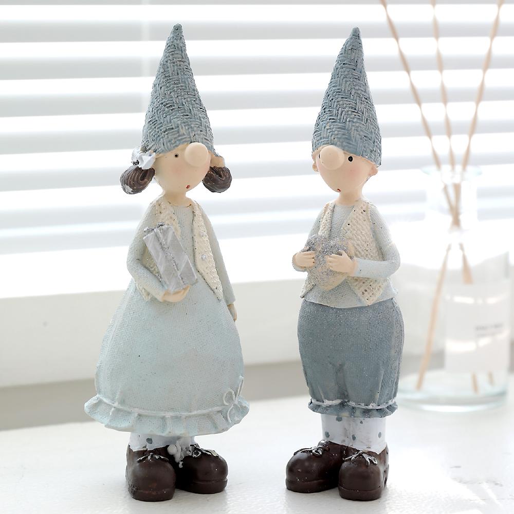 행복한마을 인테리어소품, 러블리커플