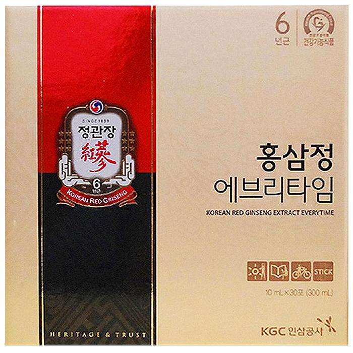 정관장 홍삼정 에브리 타임, 10ml, 30포