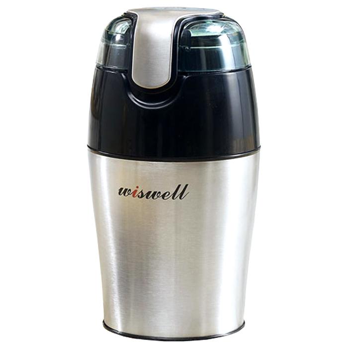 위즈웰 커피 그라인더 SP-7426, 블랙, 1개
