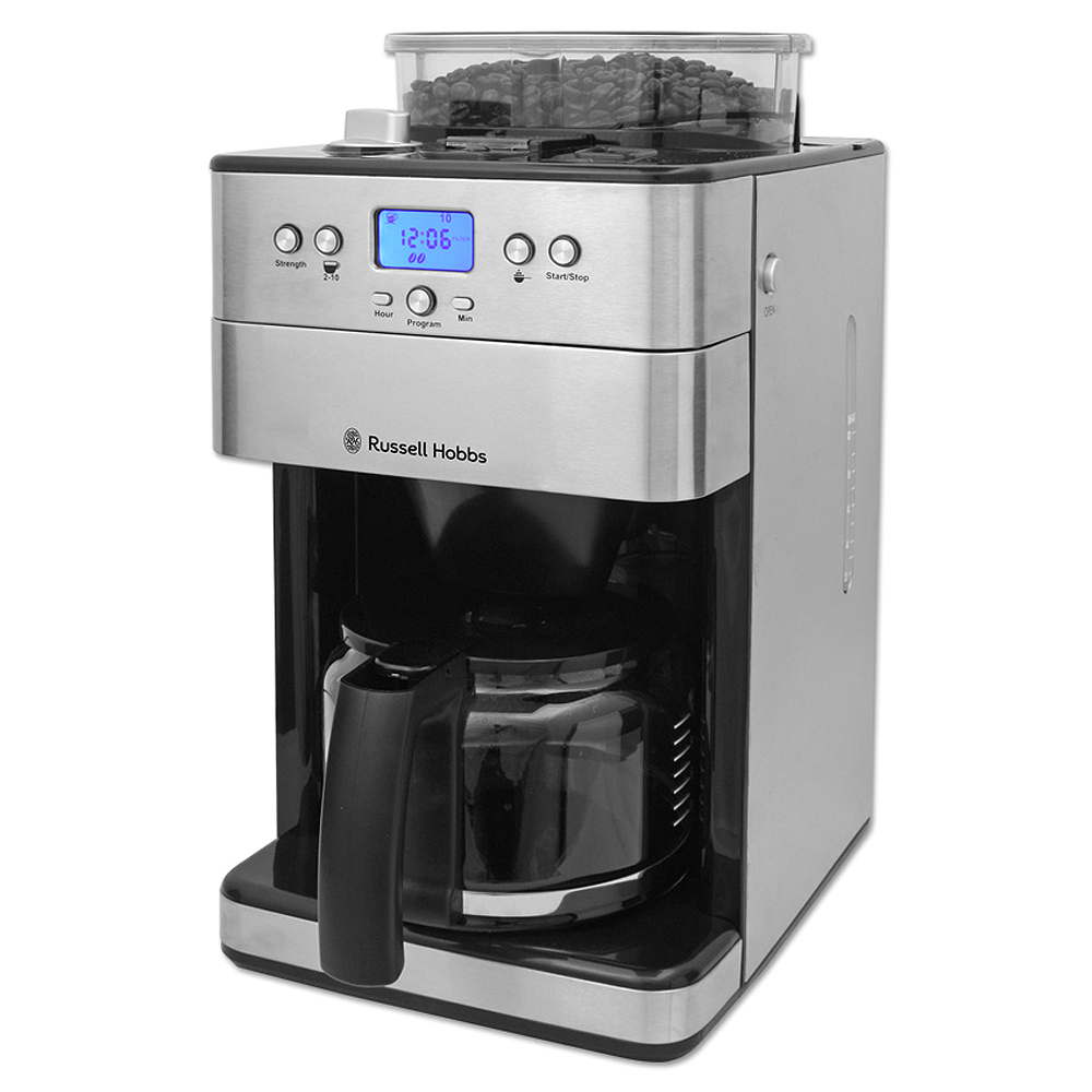 러셀홉스 대용량 그라인더 커피메이커, RH-E239403