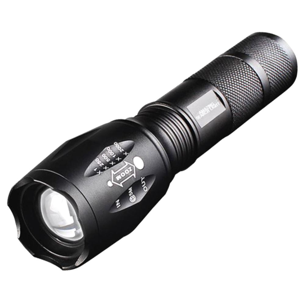 어메이징 서치라이트 LED 손전등 AMG-01, 1개