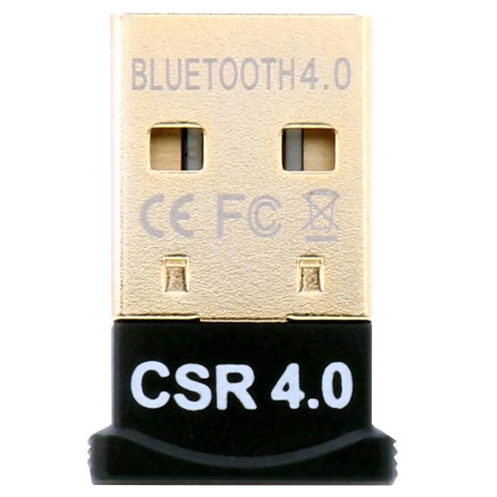ZIO 블루투스 CSR 4.0 USB동글 ZIO-BT40, 혼합색상