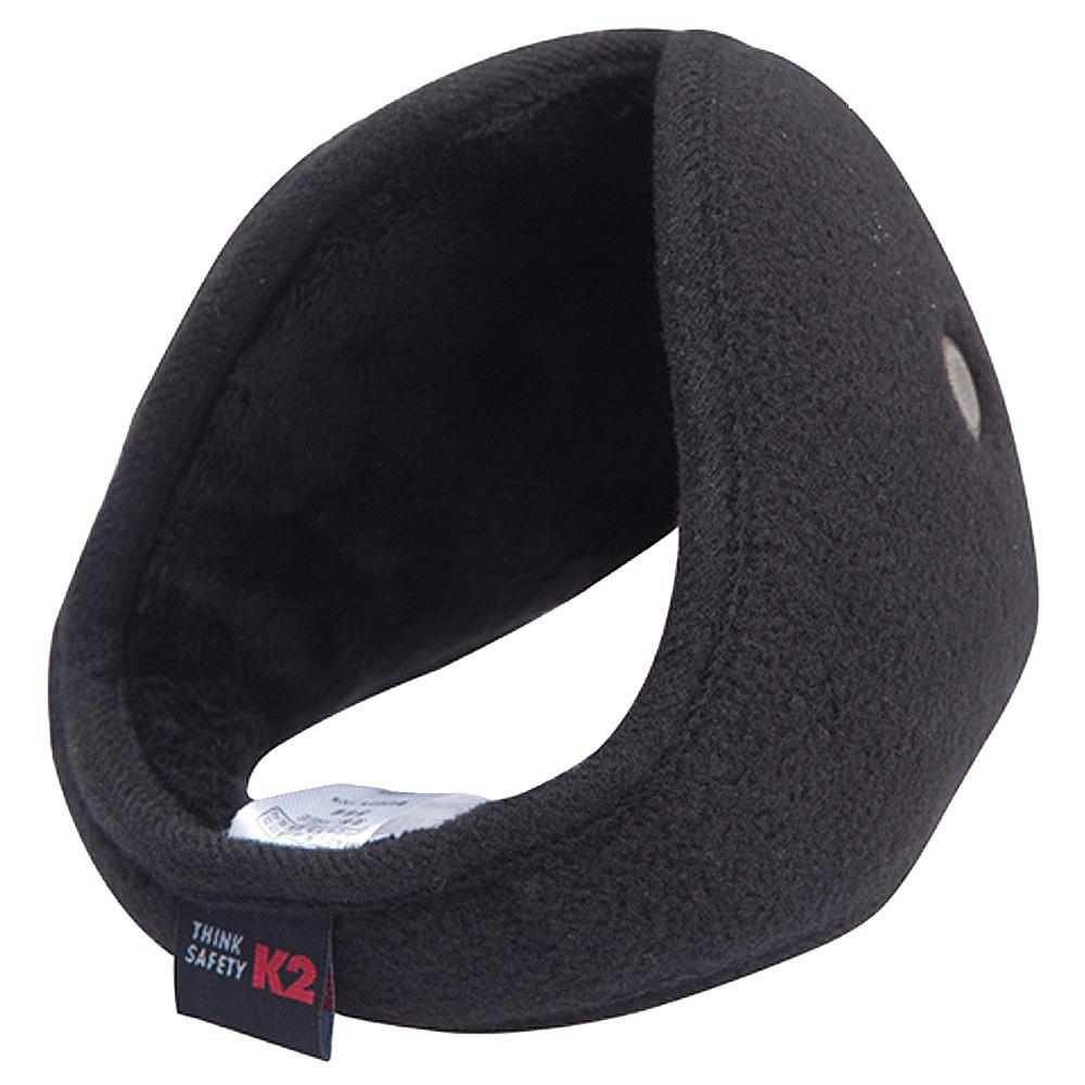 케이투세이프티 방한 귀마개 IMW12902, 블랙