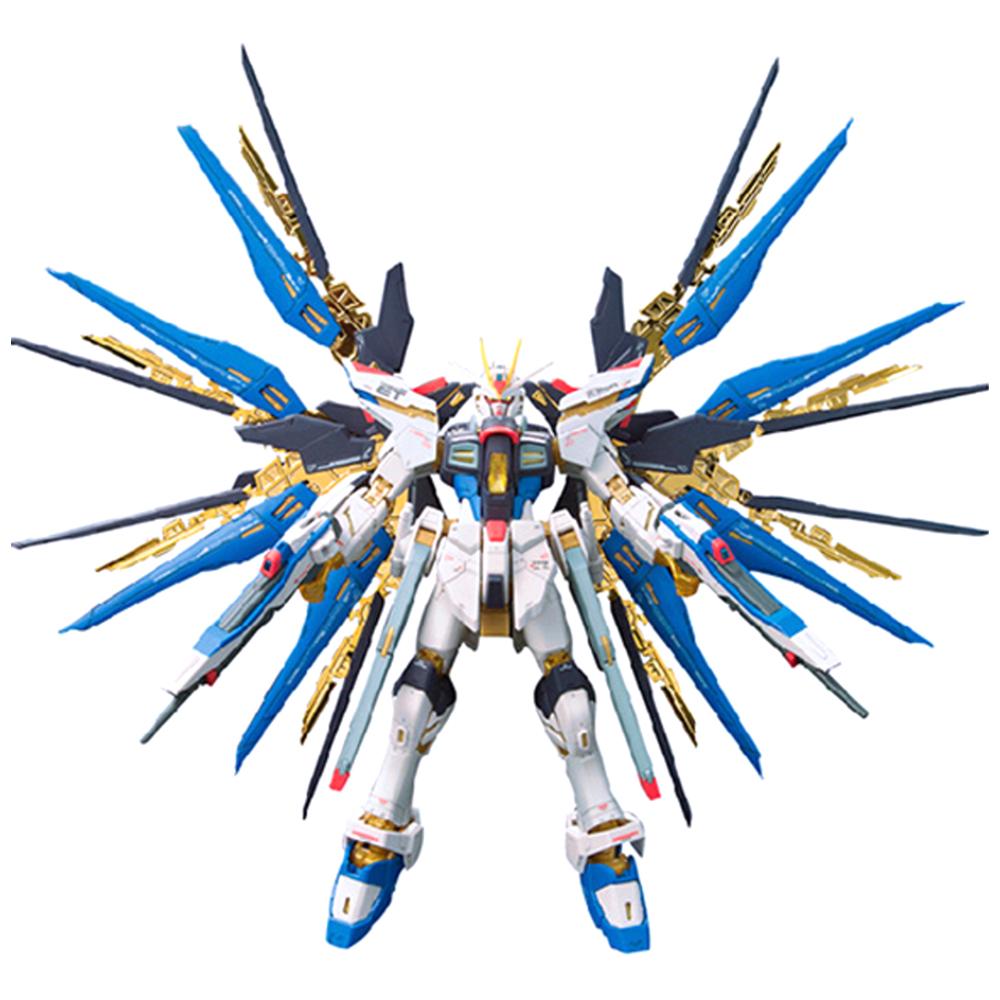 반다이 RG Strike Freedom Gundam 프라모델 185139, 1개
