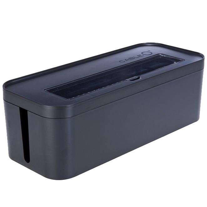 시스맥스 케이블 O 플러스 다크그레이 6구형, 1개