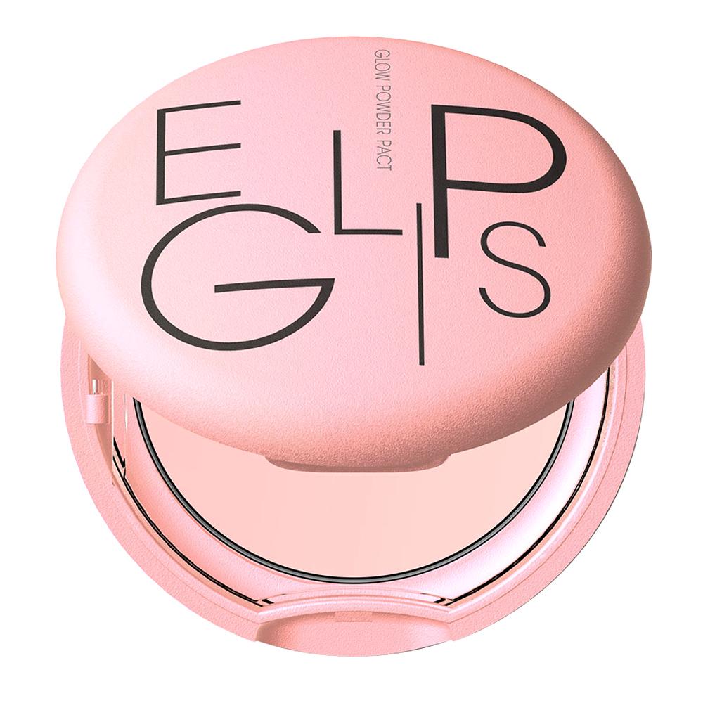 이글립스 오일 광 파우더 팩트 8g, 피치 핑크, 1개