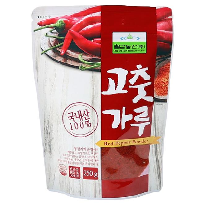 칠갑농산 고춧가루, 250g, 1개