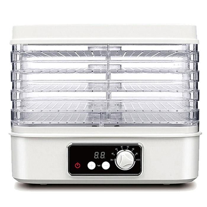 키친아트 럭시 써니 식품건조기 5단 투명 LU-500D