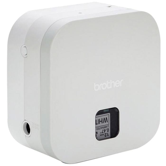 부라더 블루투스 스마트 라벨 프린터 PT-P300BT, 1개