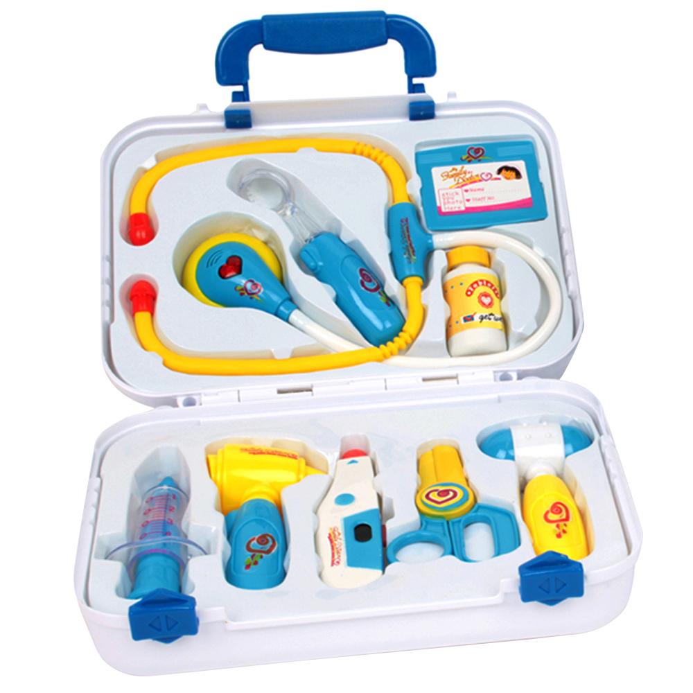오즈토이 10피스 또래병원 놀이 세트, 파랑