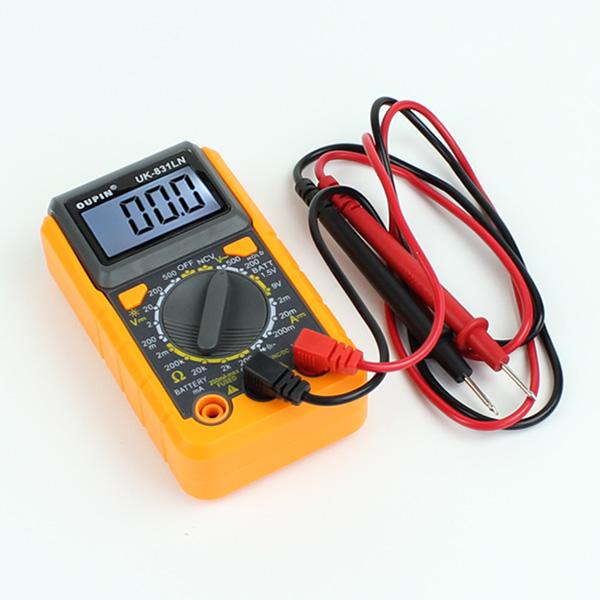 세인 멀티테스터기 UK 831LN, 1개