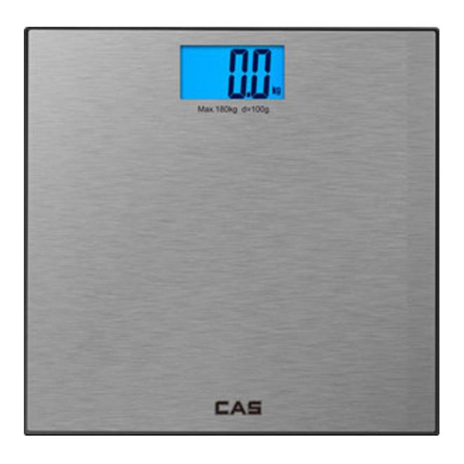 카스_ 디지털 체중계 HE-66 (스테인레스 바디), 단품, 상세 설명 참조