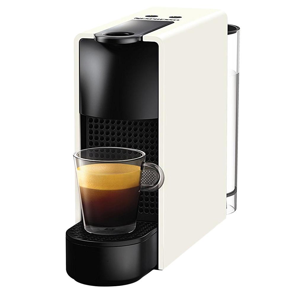 네스프레소 에센자 미니 커피머신, C30(화이트)
