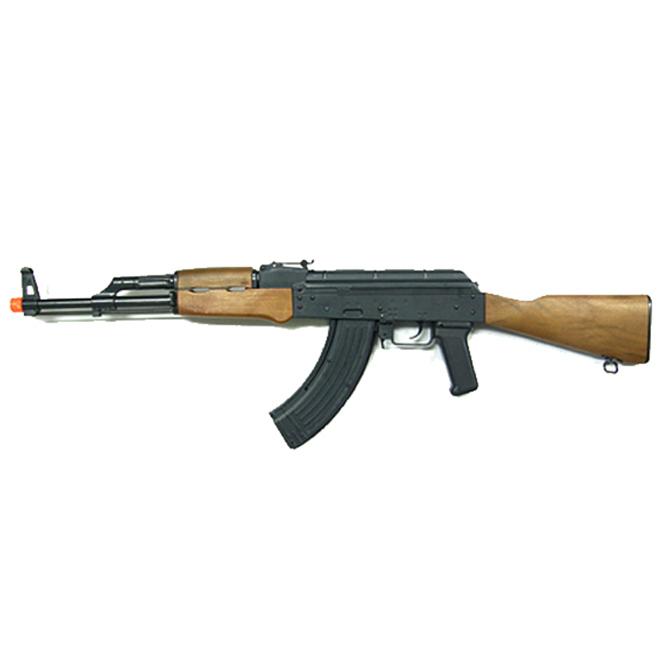 토이스타 장난감총 AK-47, 1개