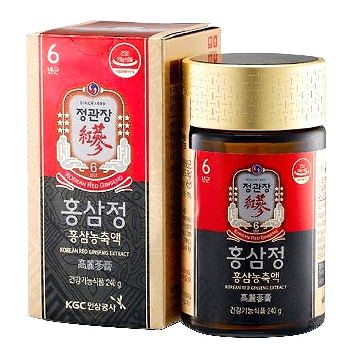 정관장 홍삼정 + 쇼핑백, 240g, 1세트