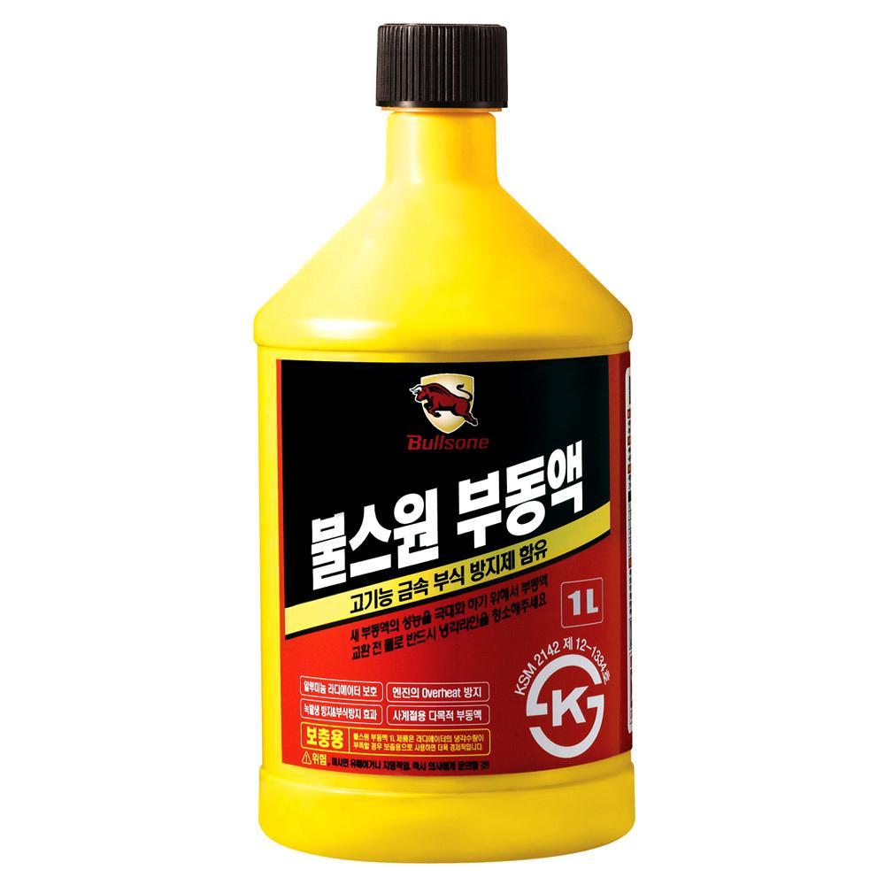불스원 부동액, 불스원자동차부동액1L, 1개