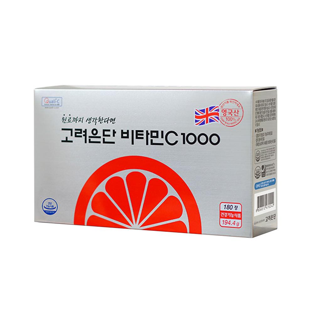 고려은단 비타민C 1000, 180정, 1개