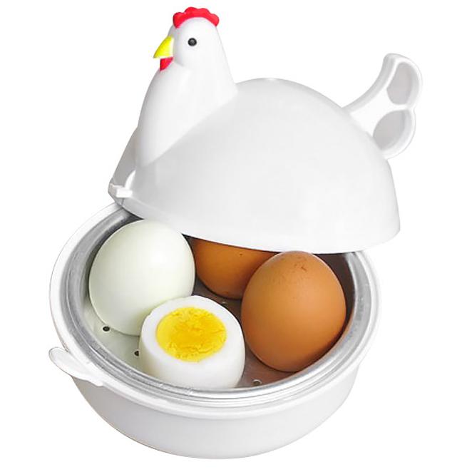꼬꼬 계란 삶기 4구 1단, 1개