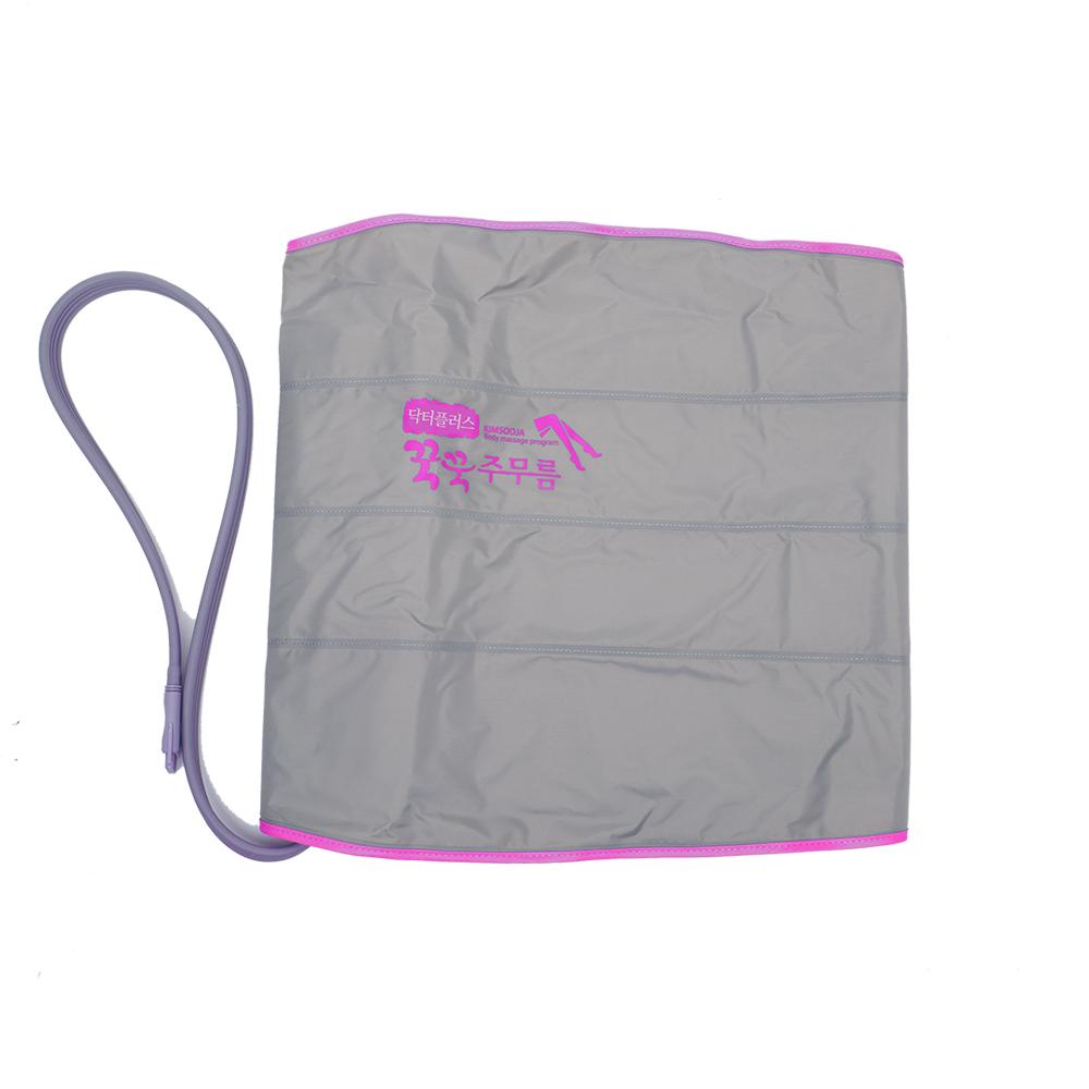 김수자 꾹꾹주무름 공기압 마사지기 허리커프, 핑크 (POP 45103601)