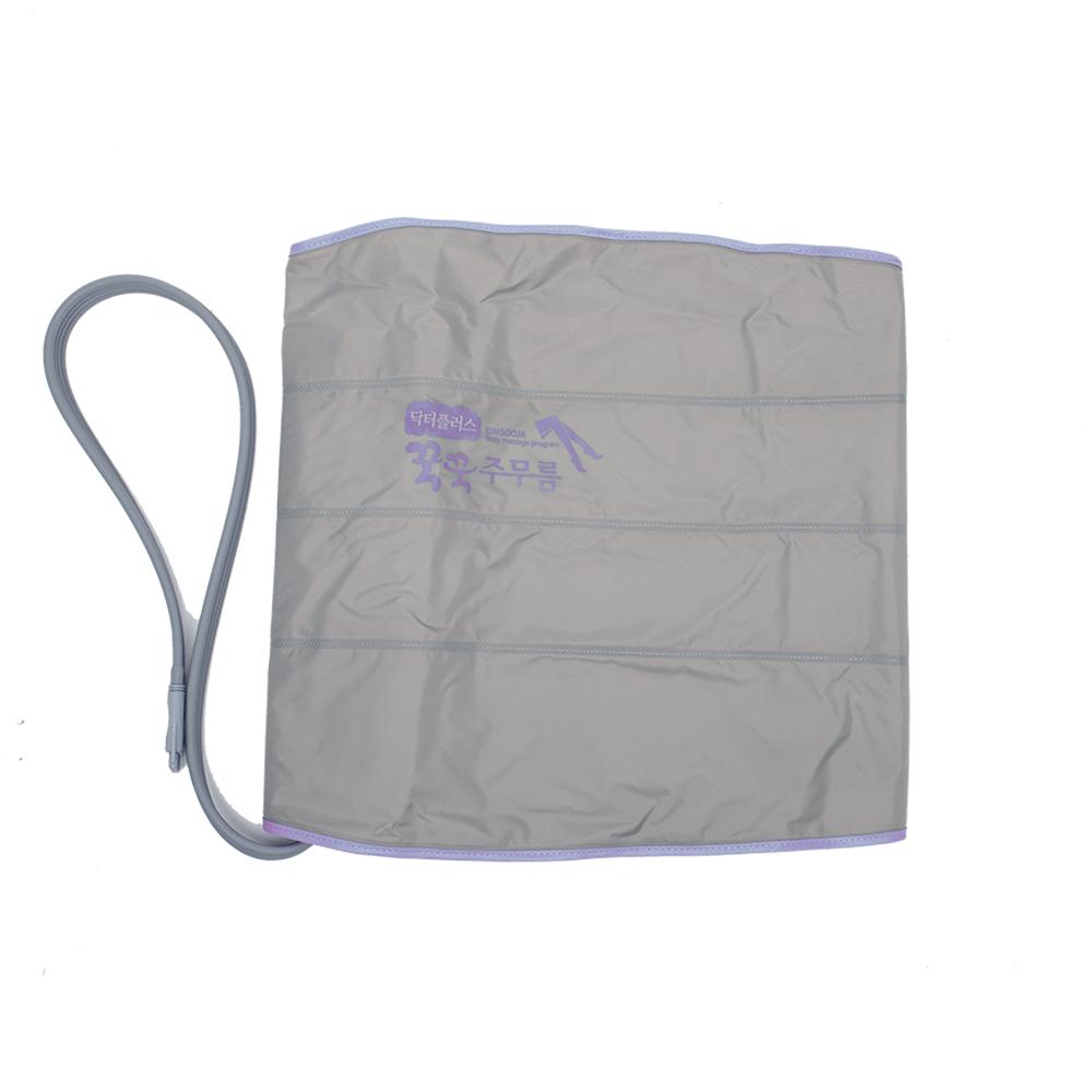 김수자 꾹꾹주무름 공기압 마사지기 허리커프, 바이올렛 (POP 45103601)