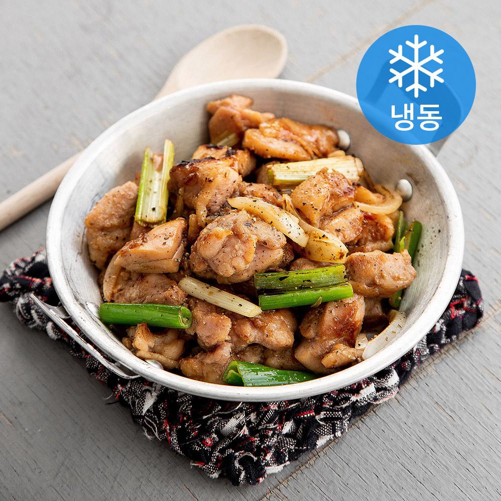 올계 유기가공식품인증 간장닭갈비 (냉동), 400g, 1개