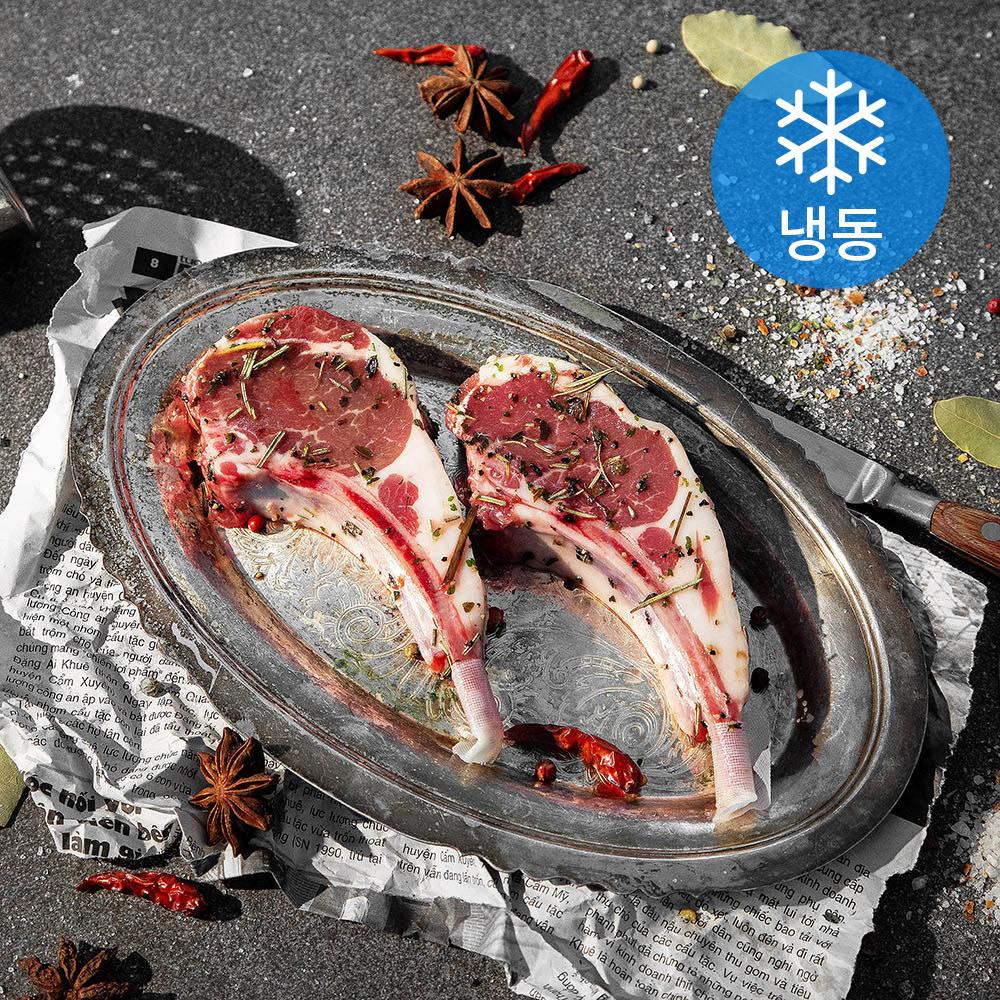 호주산 프라임 램 프렌치 랙 (냉동), 270g, 1개