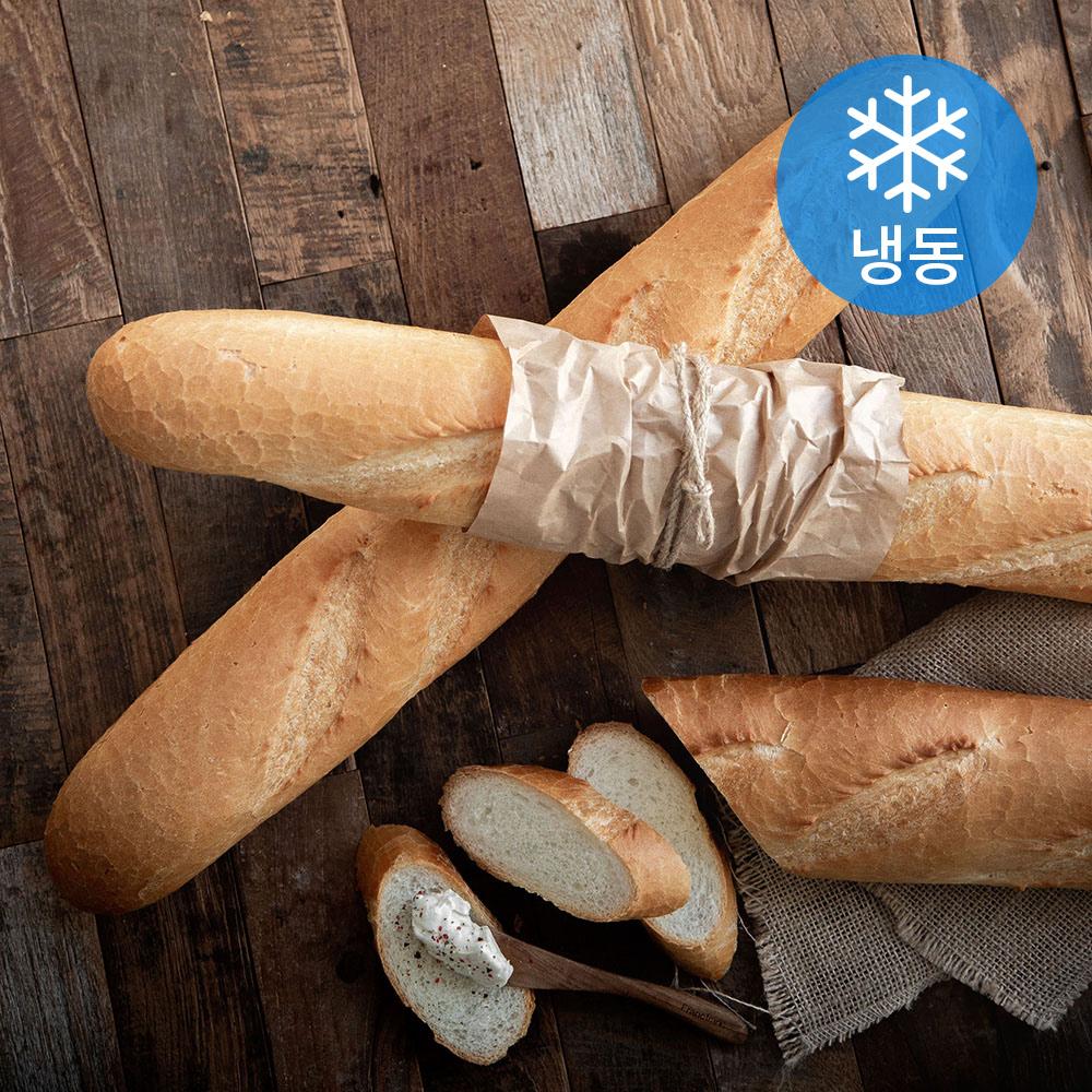 신라명과 후렌치 빵 3개입 (냉동), 810g, 1개